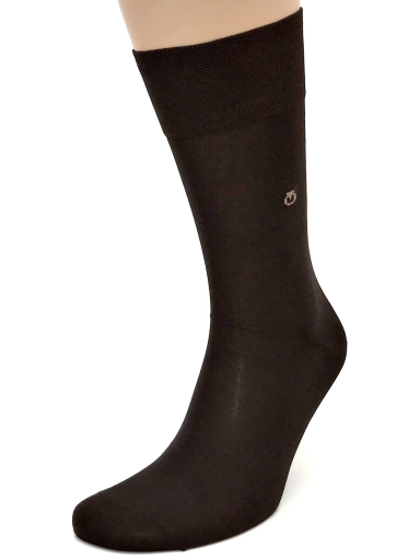 Мужские носки Opium Premium коричневые
