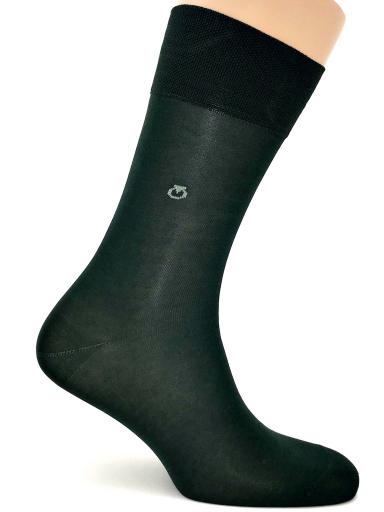 Мужские носки Opium Premium тёмно-зелёные