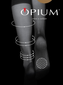 Гольфы Opium Gambaletto Double Massage 30