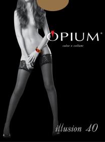 Чулки Opium Illusion 40