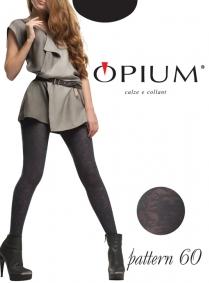 Колготки Opium Pattern 60