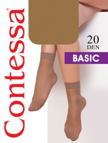 Носки Contessa Basic 20