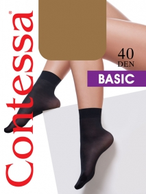 Носки Contessa Basic 40